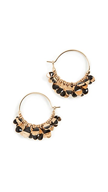 Isabel Marant New Leaves Earrings