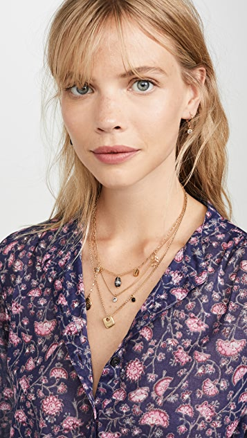 Isabel Marant Vedette Necklace