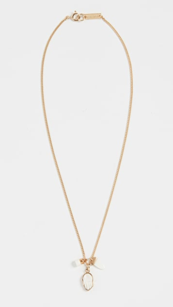 Isabel Marant New Its All Ri Necklace