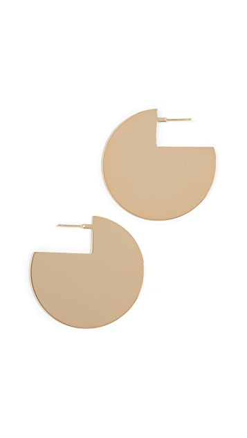 Isabel Marant Circle 耳环