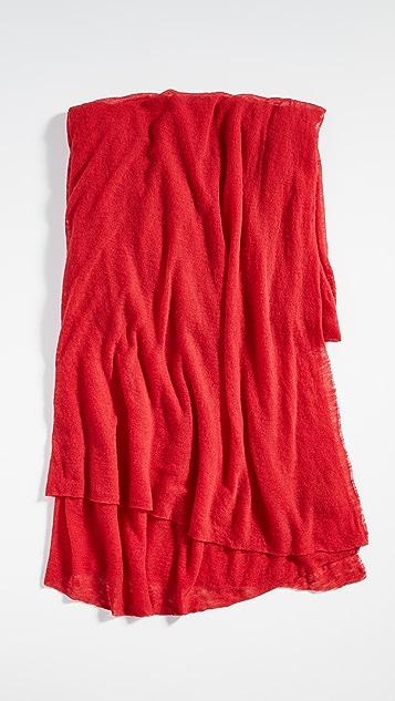 Isabel Marant Zephyr 开司米羊绒围巾