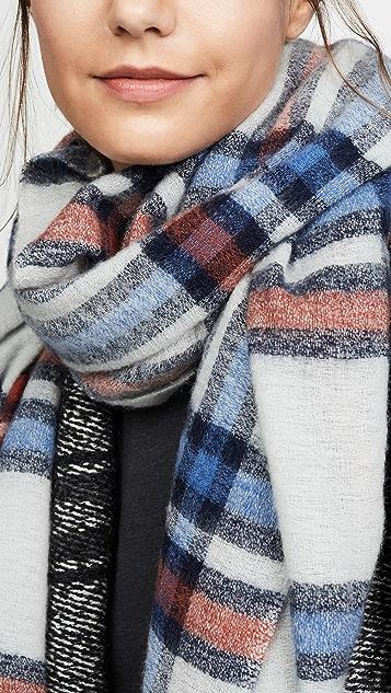 Isabel Marant Suzanne 羊毛围巾