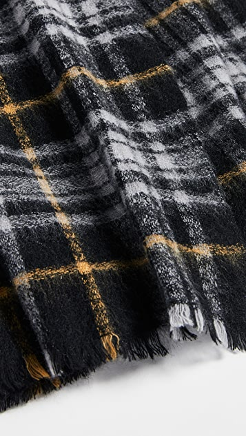 Isabel Marant Шерстяной шарф Suzanne