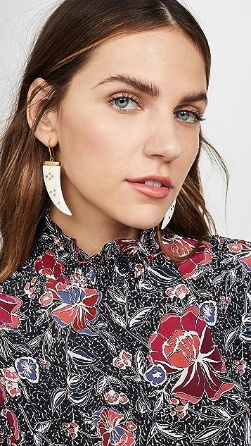 Isabel Marant 角形耳环