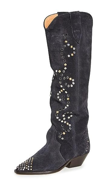 Isabel Marant Denvee 靴子