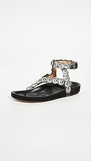 Isabel Marant Eldo 凉鞋