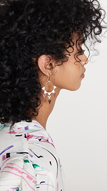 Isabel Marant New Excelsior Earrings