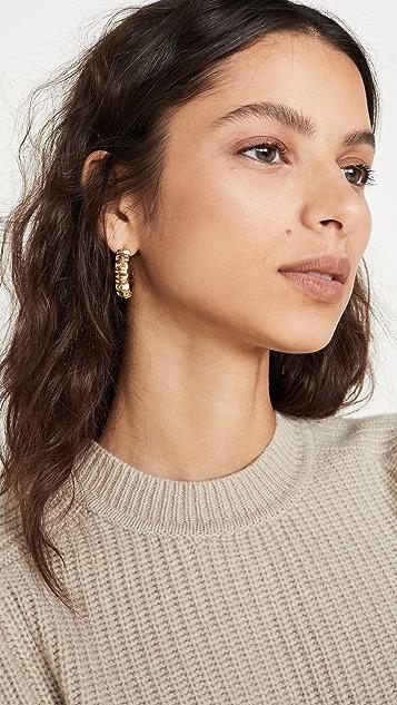 Isabel Marant Salam Hoop Earrings