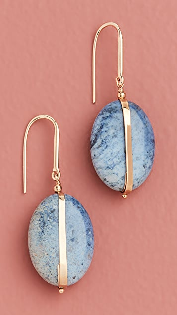 Isabel Marant 宝石耳环