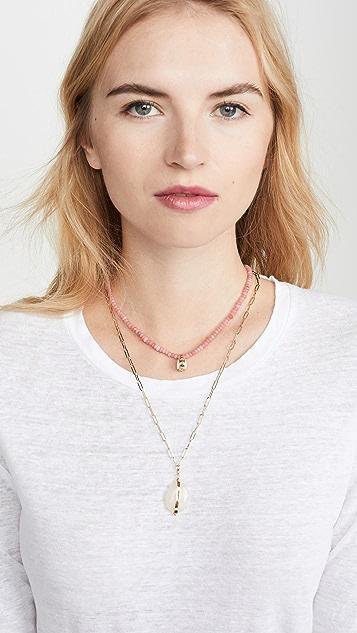 Isabel Marant Stones 项链