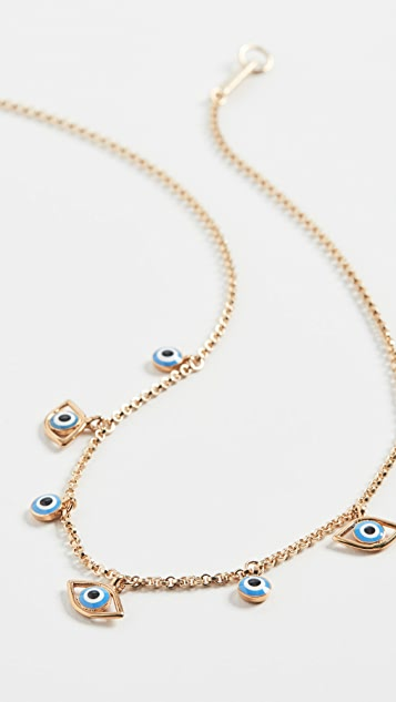 Isabel Marant Lucky Necklace