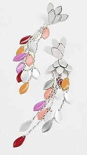 Isabel Marant Leaf Earrings