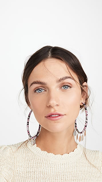 Isabel Marant Hoop Earrings