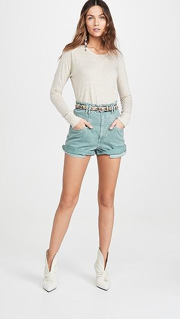 Isabel Marant Esquia Shorts