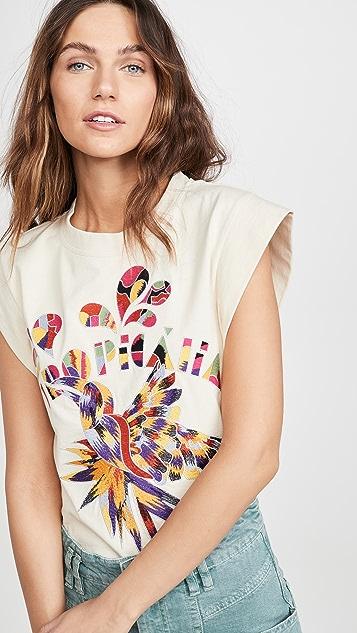 Isabel Marant Seleno T 恤