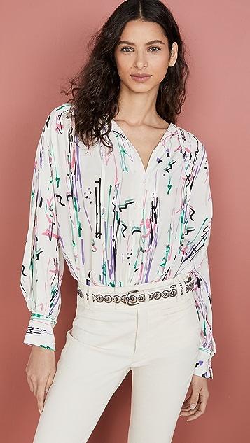 Isabel Marant Блуза Amba