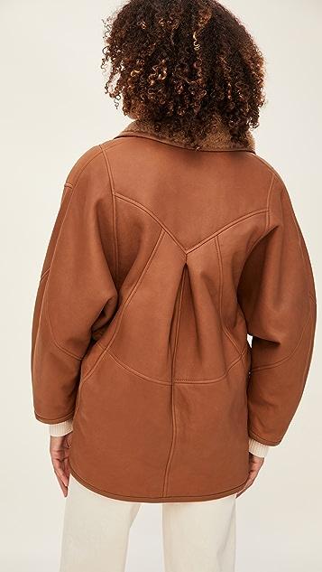 Isabel Marant Audrina Coat