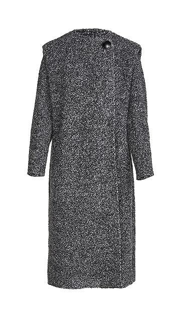 Isabel Marant Gelton Alpaca Coat