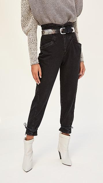 Isabel Marant Nubaia Jeans