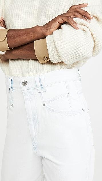 Isabel Marant Naliska Jeans