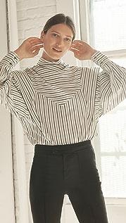 Isabel Marant Bianca 真丝女式衬衫