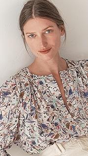 Isabel Marant Zarga Blouse