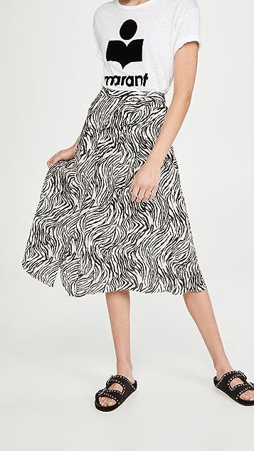 Isabel Marant Cacia 半身裙