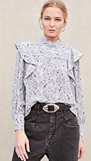 Isabel Marant Barida 女式衬衫