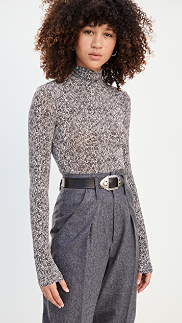 Isabel Marant Goyela Turtleneck Top