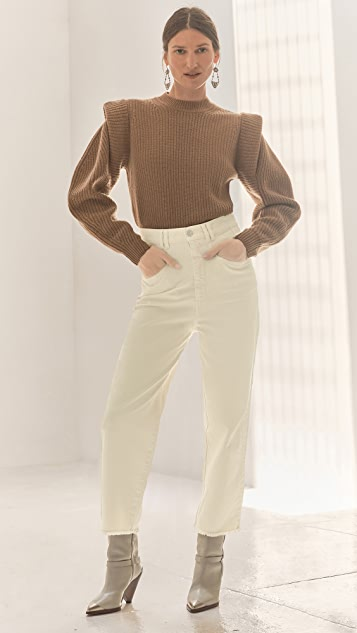 Isabel Marant Bolton Cashmere Pullover