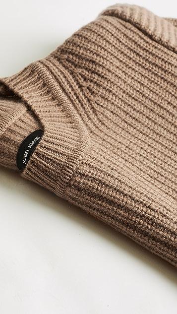 Isabel Marant Bolton 开司米羊绒套头衫