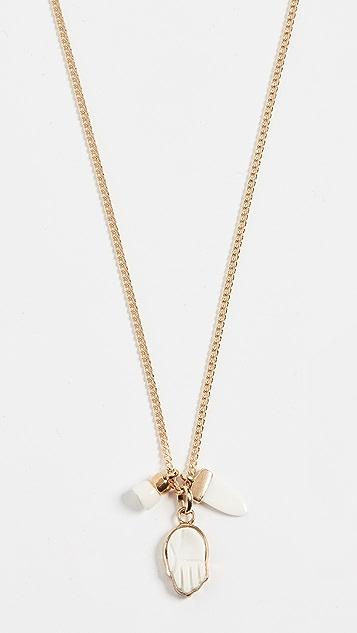 Isabel Marant New Its All Ri Necklace