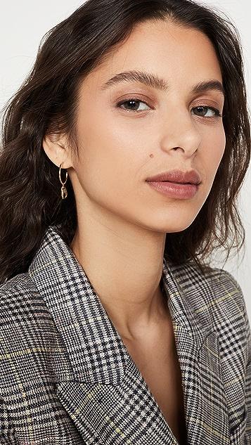 Isabel Marant New Amer 圈式耳环