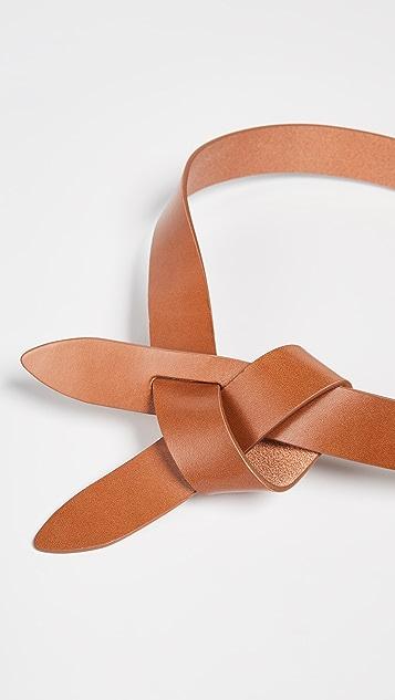 Isabel Marant Lecce Leather Belt