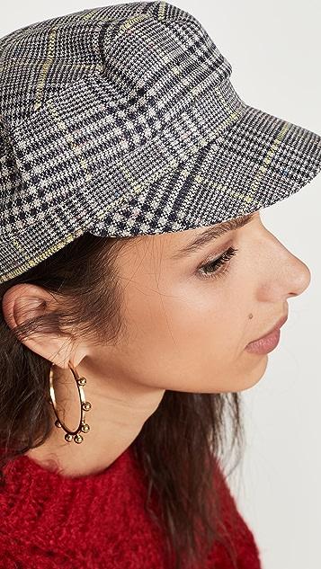 Isabel Marant Evie Newsboy Hat