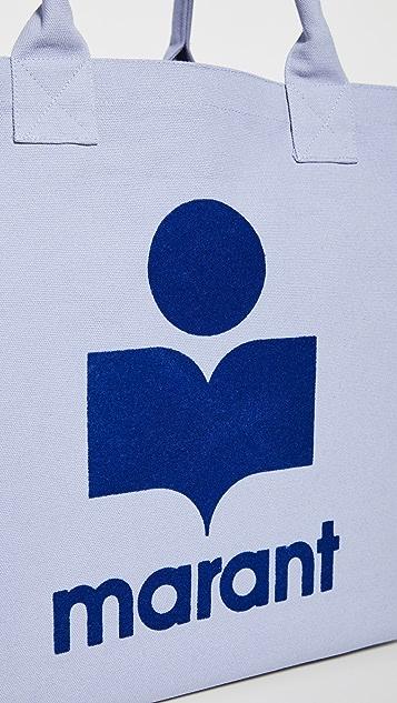Isabel Marant Logo Print Tote