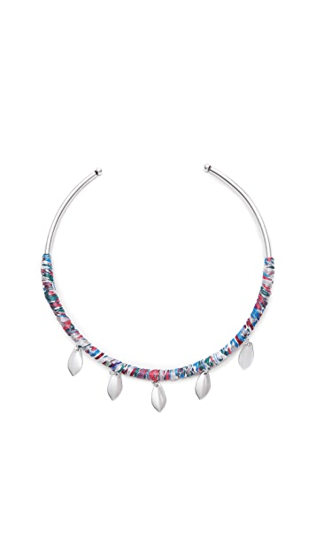 Isabel Marant Faded Night Necklace