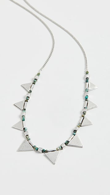 Isabel Marant 三角形项链