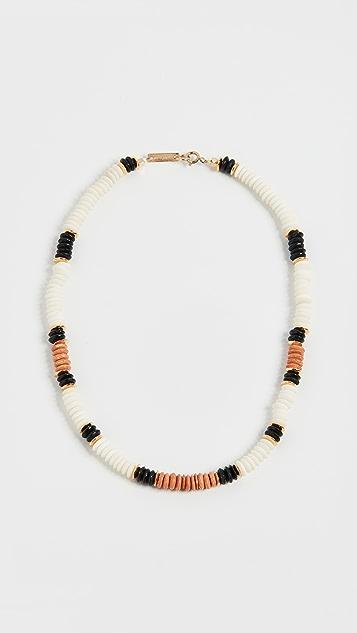 Isabel Marant 骨质珠饰项链