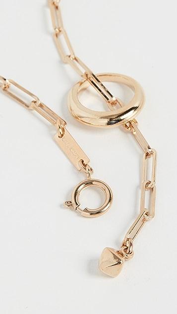 Isabel Marant Ring Necklace
