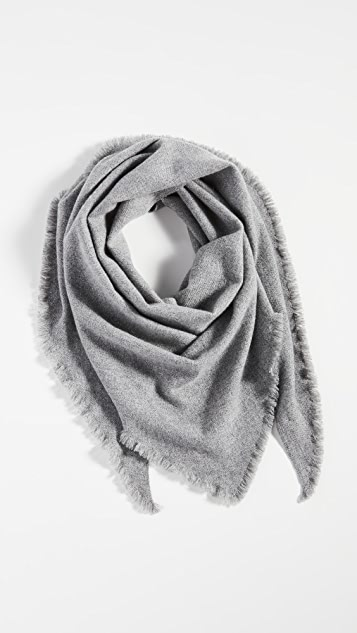 Isabel Marant Yuko 开司米羊绒围巾