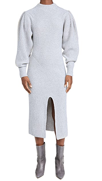 Isabel Marant Perrine Cashmere Dress