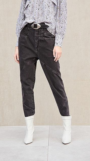 Isabel Marant Nadeloisa Jeans
