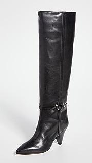 Isabel Marant Learl 皮靴
