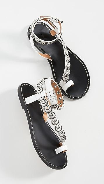 Isabel Marant Ermony 凉鞋