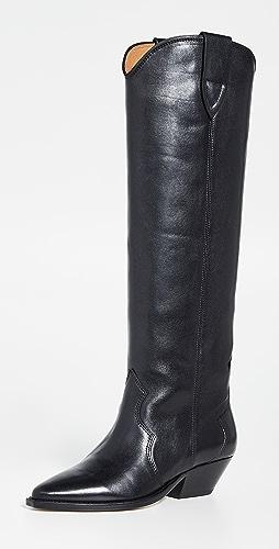 Isabel Marant - Denvee Tall Boots