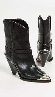 Isabel Marant Lamsy Boots