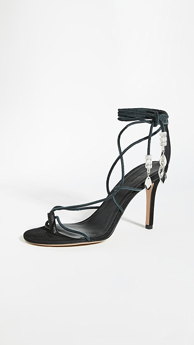 Isabel Marant Askee High Heeled Strappy