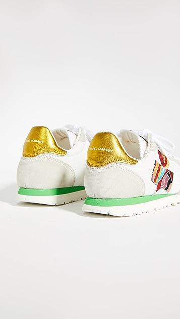 Isabel Marant Busteen Sunny 运动鞋
