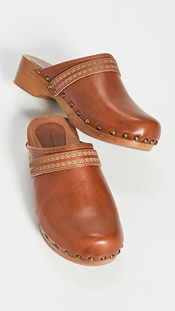 Isabel Marant Thalie 木底鞋